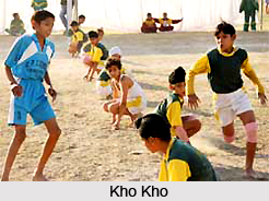 Kho Kho Village Game