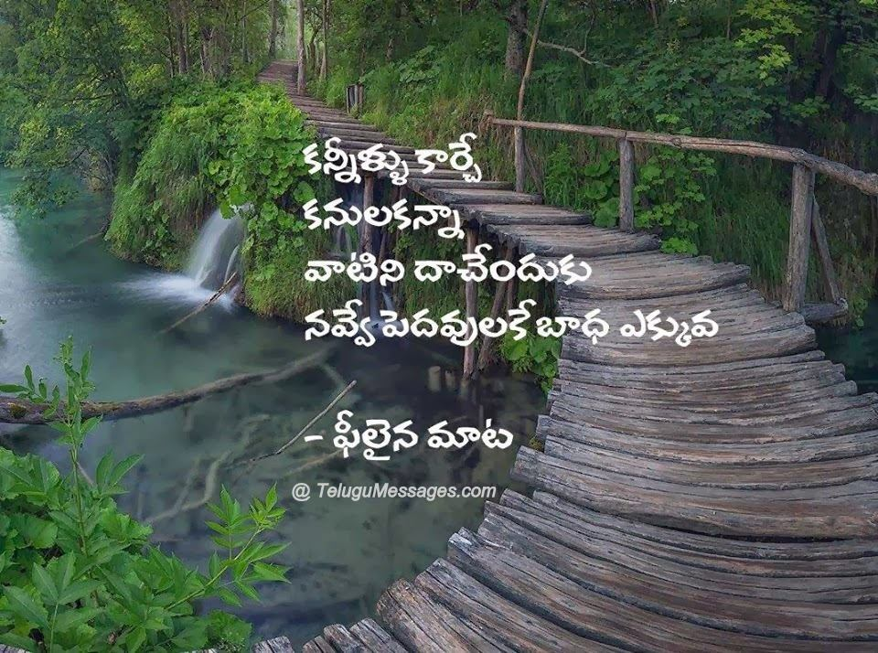 Funny Love Failure Quotes In Telugu