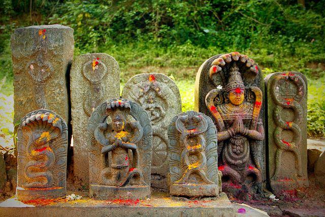 Nagula Chavithi Pics