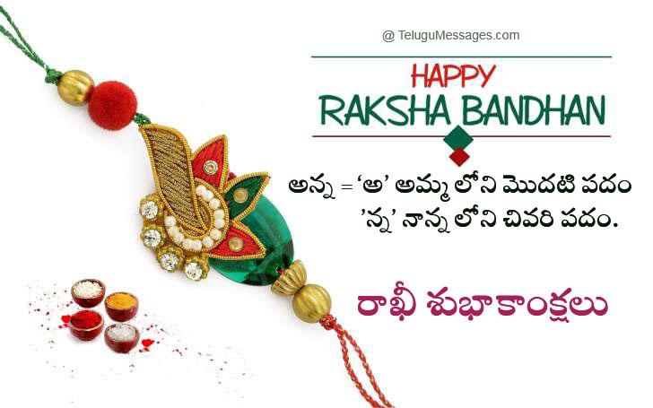 Rakhi-raksha-bandhan-wallpaper - HD Telugu
