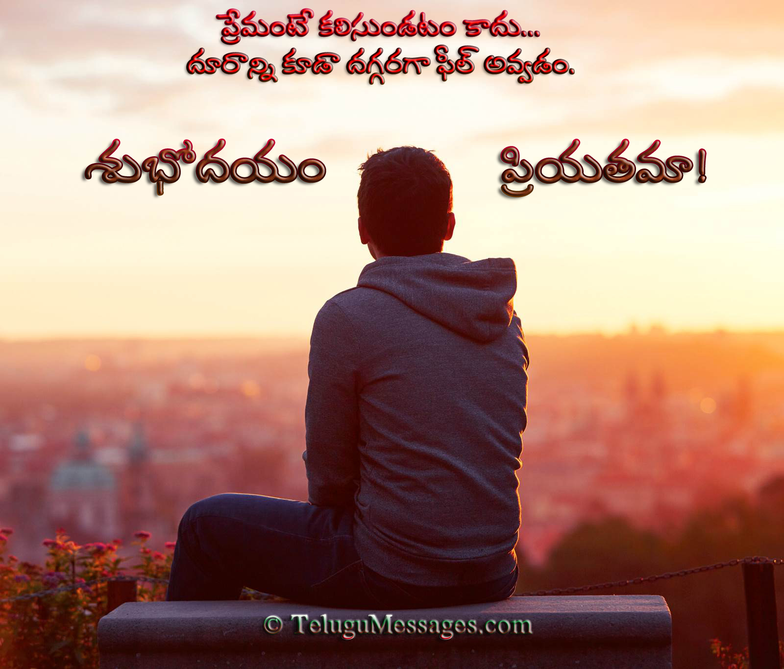 Good Morning Quote For Lover